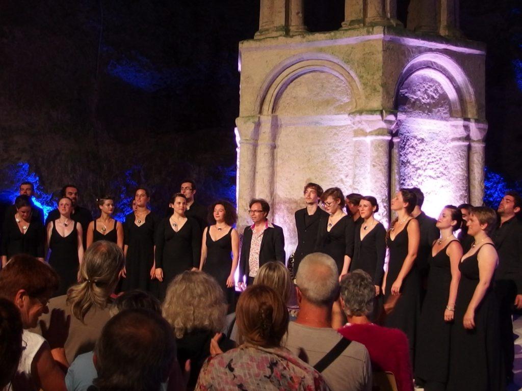 Nuits musicales Aubeterre