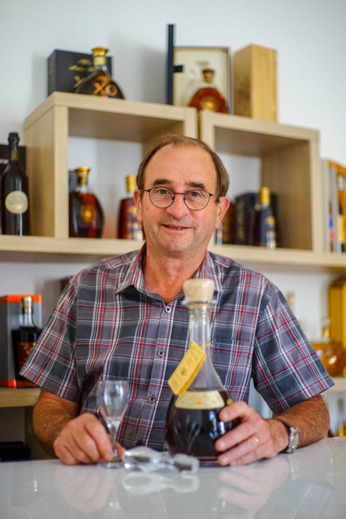 Cognac et Pineau André Petit