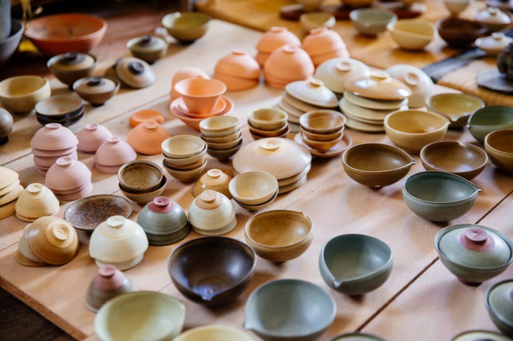 Kaïros La Galerie des bols