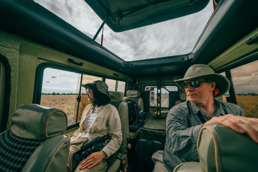 Safari en Sud Charente