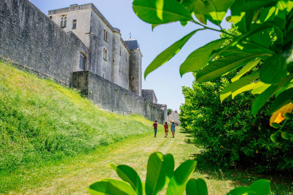 Château de Villebois Lavalette
