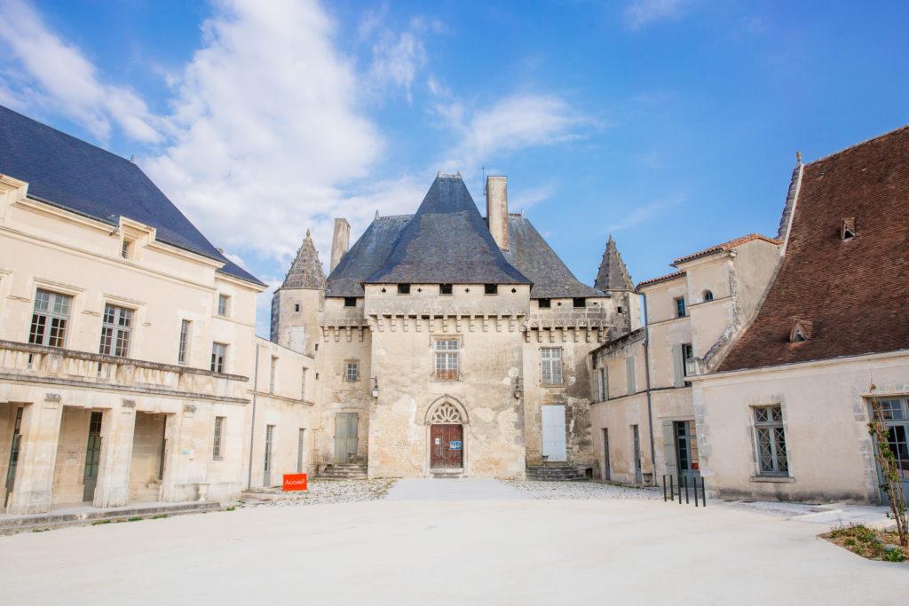 Le château de Barbezieux