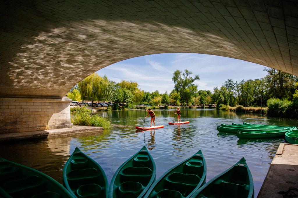 Pirates de La Dronne - Canoe Kayak à Aubeterre