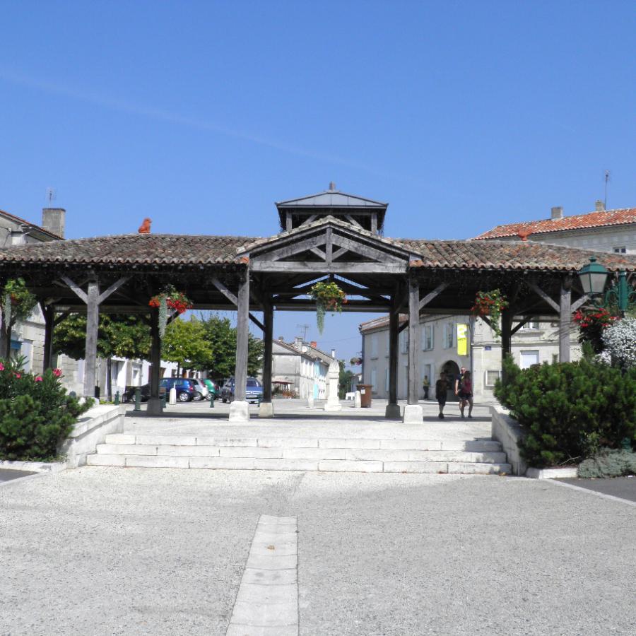 Baignes-Sainte-Radegonde