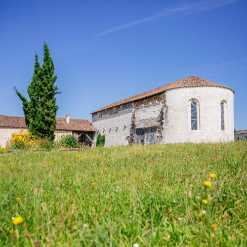 Eglise Grandmontaine de Rauzet