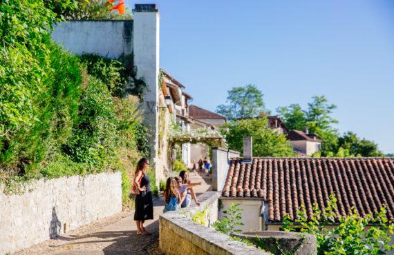 En famille en Sud Charente