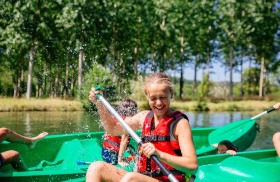 Canoe Kayak à Aubeterre