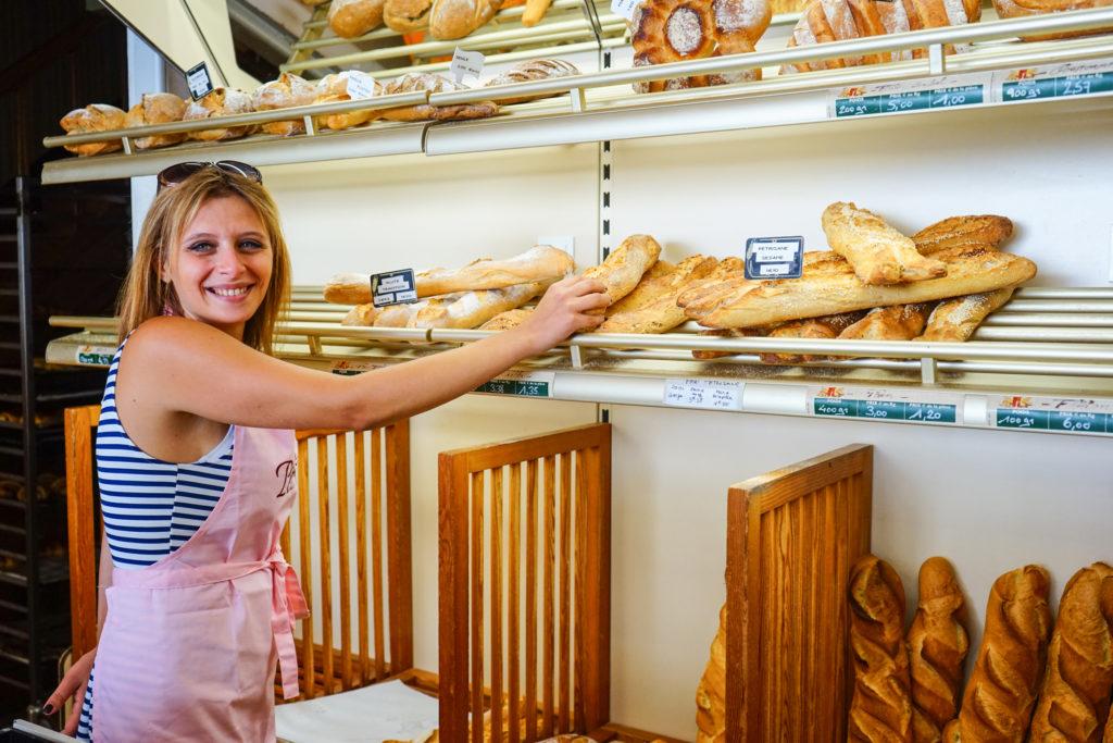 Boulangerie Villebois