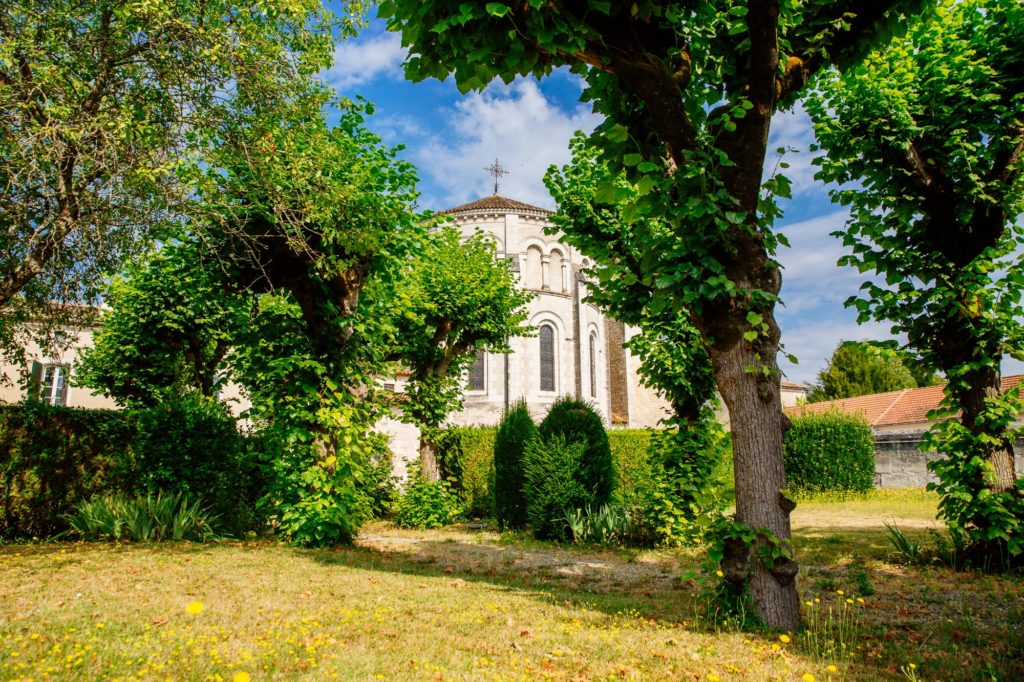Eglise de Barbezieux