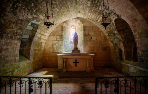 Eglise de Rougnac en Sud Charente