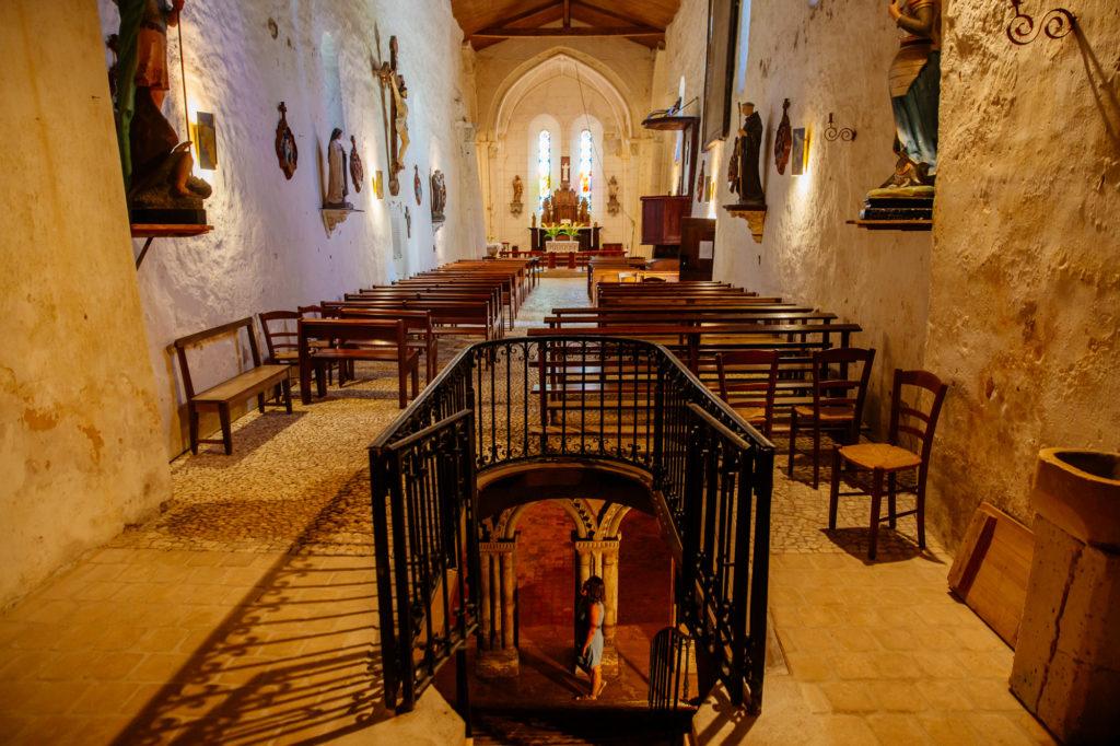 Eglise de Rougnac