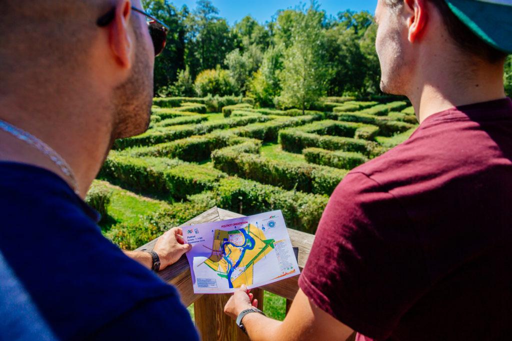 Labyrinthe de Poltrot : foire aux questions office de tourisme