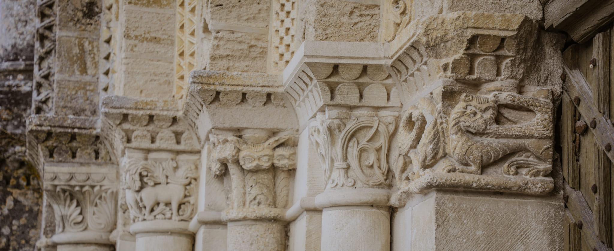 Abbaye - St Amant de Boixe