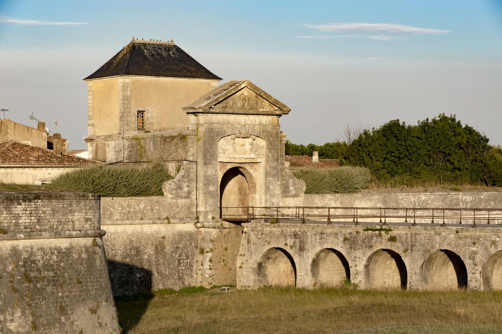 Fortifications de Vauban sur l'Île de Ré