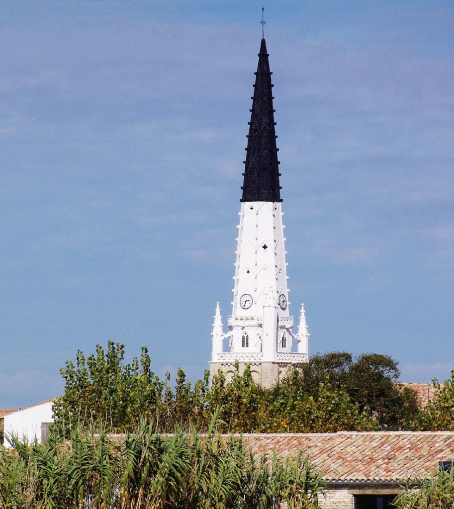 Eglise Saint Etienne à Ars en Ré