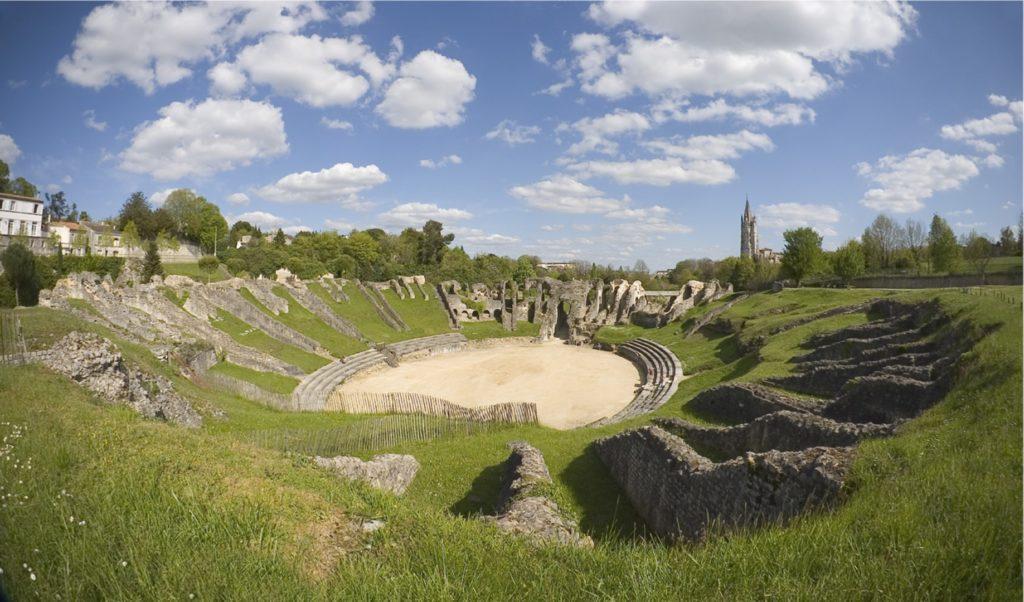 Amphitheatre gallo-romain de Saintes