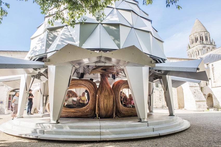 Le Carrousel Musical Abbaye aux Dames