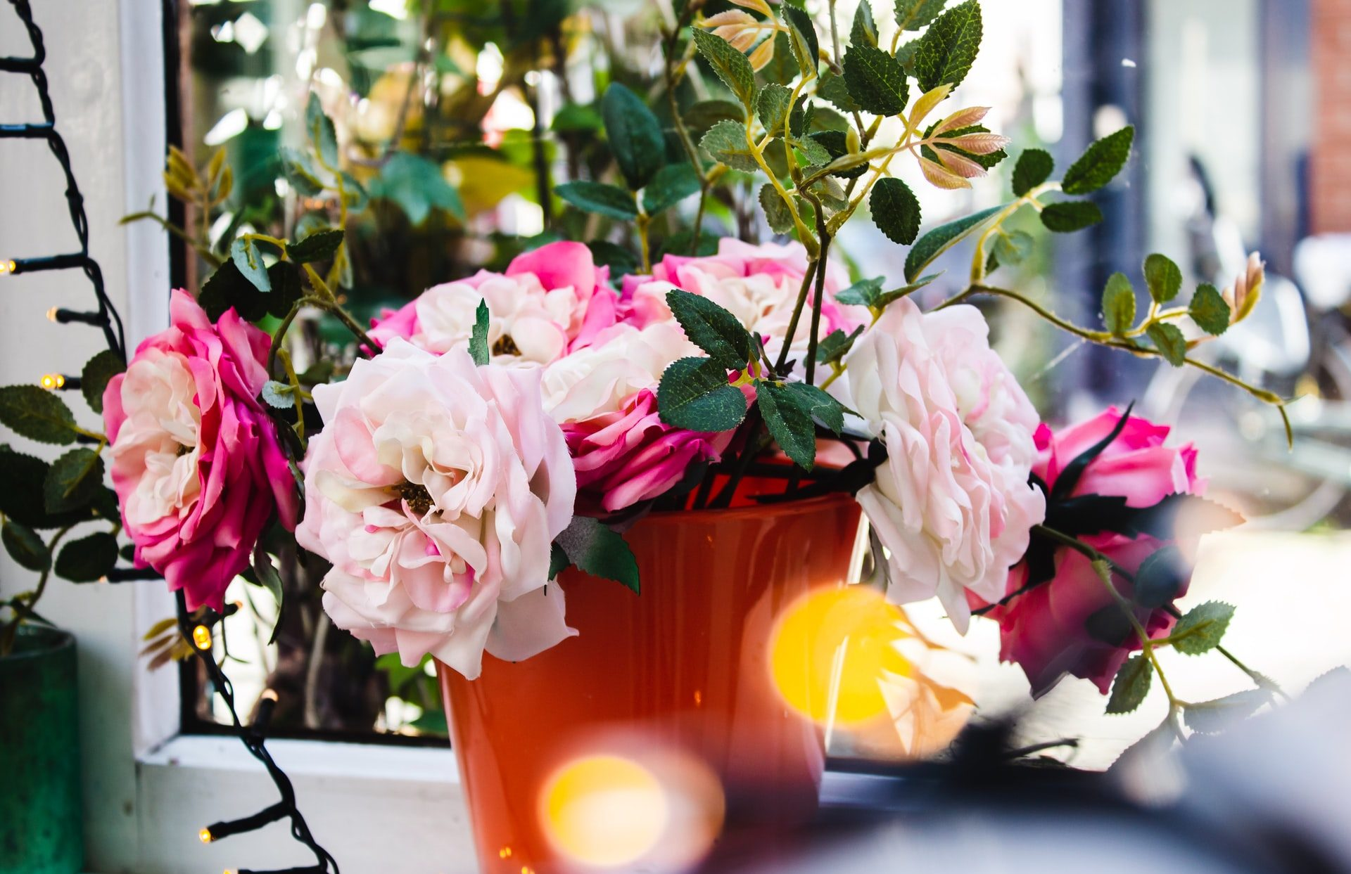 Fleurs St Valentin