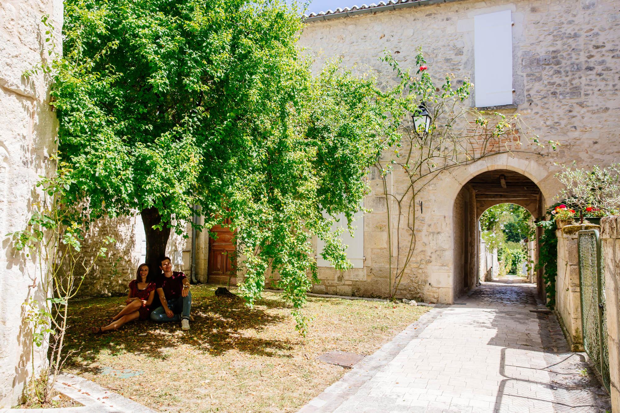 Saint Valentin en Sud Charente