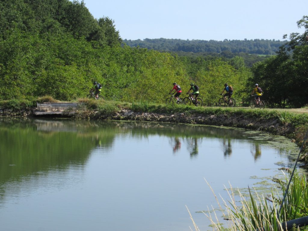 Tour Charente VTT