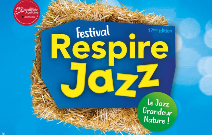 Respire Jazz Festival Sud Charente